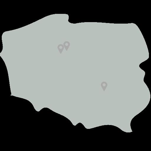 Optima Recykling PL mapa